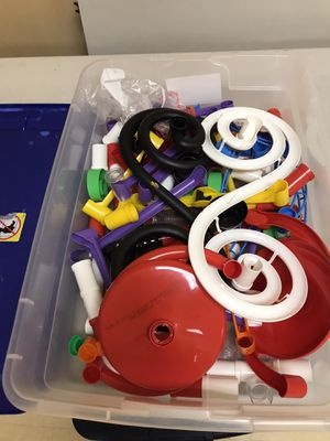 Kids STEAM also included. Weights, marble run, etc for Sale in Gaithersburg, MD