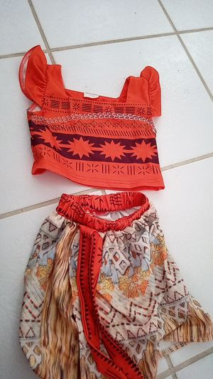 Moana costume for Sale in Oakland Park, FL