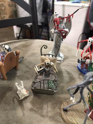 Nightmare before Christmas yujin set for Sale in Santa Ana, CA