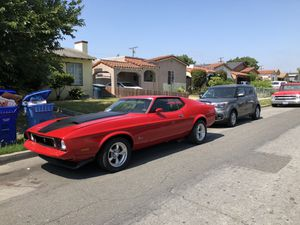 1973 ford mustang mach 1 for Sale in Lynwood, CA