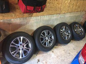 Honda Odyssey 2013 wheels for Sale in Silver Spring, MD