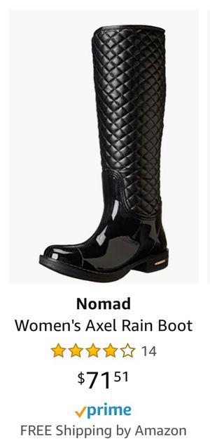 Women's Rain Boots size:9 for Sale in Everett, WA