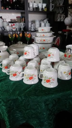CorningWare dish sets 71 piece for Sale in Bakersfield, CA