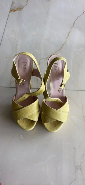 Red Valentino heels size 8 New for Sale in Hollywood, FL