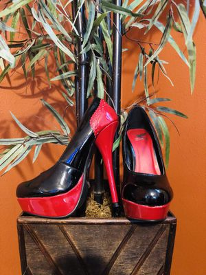 Woman's high heels platform for Sale in Ontario, CA
