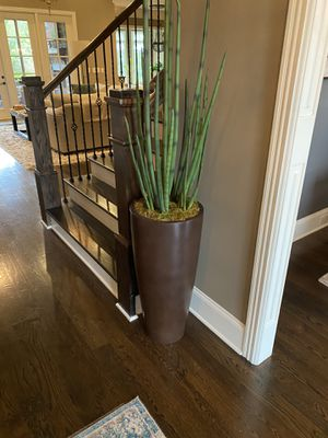 Indoor artificial plant accent for Sale in Franklin, TN