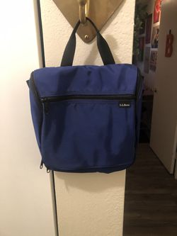 LL Bean Nylon Toiletry Travel Bag for Sale in Tacoma,  WA