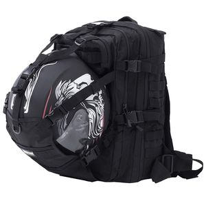 Seibertron Waterproof Large Capacity Molle Motorcycle Helmet Holder/Cycling Helmet Storage/Hiking Helmetcatch Bag/Backpack Also Fit Basketball Footba for Sale in Philadelphia, PA