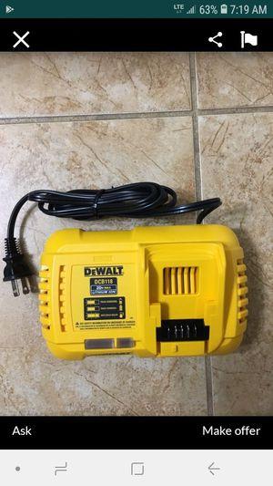 Dewalt fast charger for Sale in Phoenix, AZ