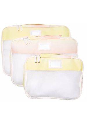 CALPAK Set of 3 Packing Cubes in Sorbet - New, still sealed for Sale in Chicago, IL