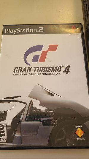 PS2 Gran Turismo 4 game for Sale in Phoenix, AZ