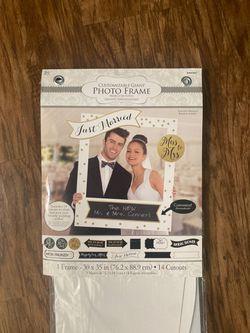 Wedding photo booth props for Sale in La Habra,  CA