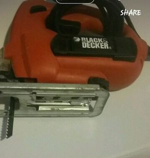 Black decker Saw for Sale in Hillcrest Heights, MD