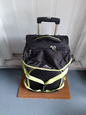 Beloved High Sierra Duffle bag with wheel.. for Sale in Plano, TX