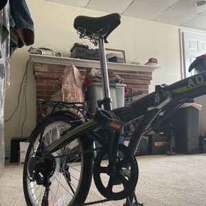 Gray Foldable Bike for Sale in Silver Spring, MD