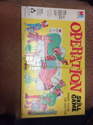 Operation board game for Sale in Temple Hills, MD
