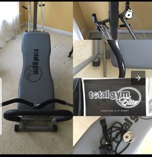Total Gym Elite Fitness Machine for Sale in Miami, FL