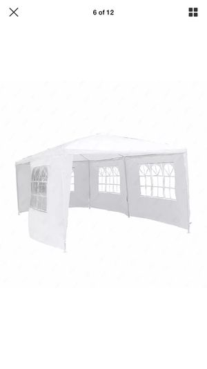 Out side party tent 10*20 (new in box ) for Sale in Norcross, GA