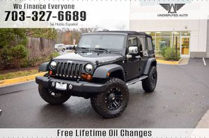 2013 Jeep Wrangler Unlimited Rubicon for Sale in Chantilly, VA