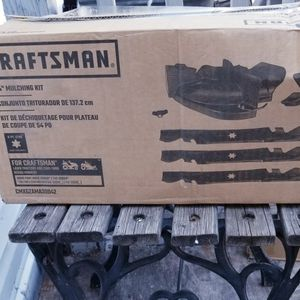 "Brand New Craftsman 54"" Mulch Kit for Sale in Manchester, PA"