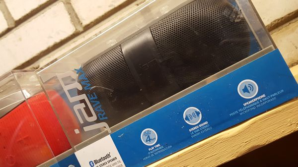 Brand new in the Box portable wireless speaker