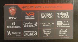 """MSI 14"""" 1TB, 16GB RAM +6GB GPU Gaming Laptop for Sale in Canton, MI"""