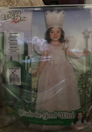 Glinda the Good Witch Costume 18-24m for Sale in Shalimar, FL