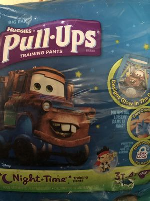 Pull up Huggies for Sale in Mount Prospect, IL