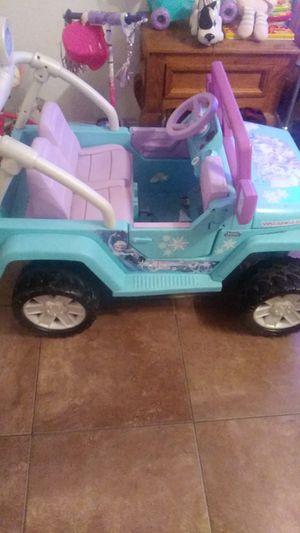 Jeep de frozen gratis for Sale in San Juan Capistrano, CA
