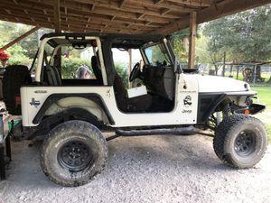 98 Jeep Wrangler tj for Sale in Conroe, TX