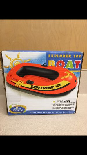 Kids inflatable boat for Sale in Long Beach, CA