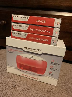 ViewMaster Virtual Reality for Sale in Sunrise, FL
