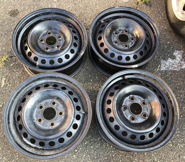 Ford Focus 2012-2017 5 Lugs Rim Wheels OEM Set Of 4 For