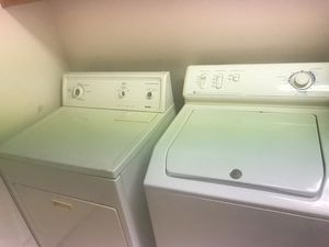 Washer and dryer for Sale in Santa Maria, CA
