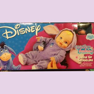 Lauer Disney Snugglers Water Babies Eeyore '01 unopened for Sale in Gulfport, MS