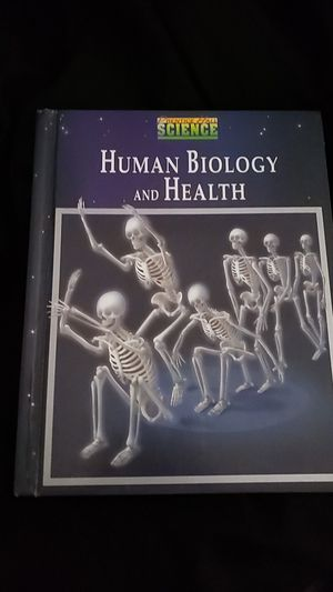 Human Biology and Health for Sale in Riverside, CA