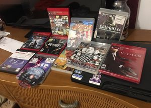 Ps3 system with games controller good condition for Sale in Frostproof, FL