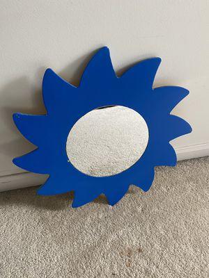 Blue Sun Mirror for Sale in O'Fallon, MO