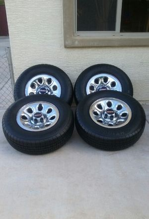 New, Chevy-GMC, Truck-Suv, 265-70-17, 6 Lug for Sale in Avondale, AZ