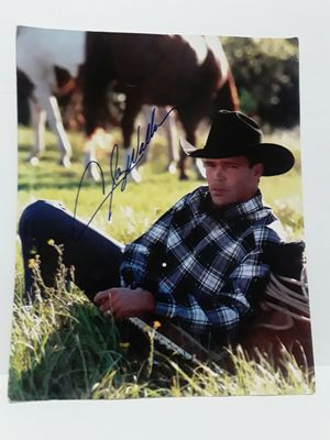 Clay Walker autographed photo for Sale in Village, OK