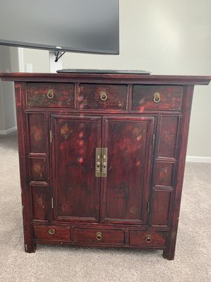 Antique Asian Cabinet for Sale in Castle Rock, CO