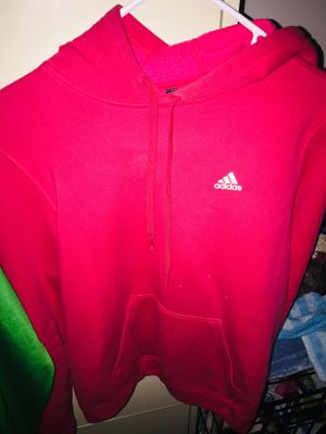 Reddish adidas hoodie for Sale in Cincinnati, OH
