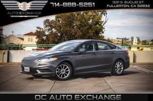 2017 Ford Fusion for Sale in Fullerton, CA