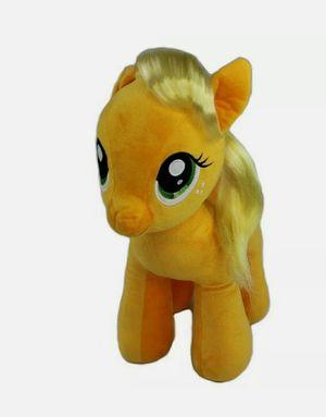"Build A Bear My Little Pony Apple Jack 16"" Plush Yellow Orange for Sale in Hesperia, CA"