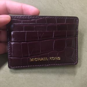 Michael Kors men's card holder for Sale in Gresham, OR