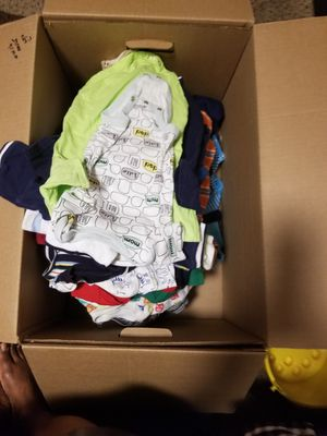 Kids clothes 9 to 12 months lots for Sale in Philadelphia, PA