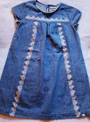 Lucky Brand Girls Small Jean Dress for Sale in Pittsburg, CA