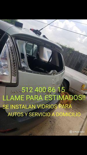 PARABRISAS Y VENTANAS PARA AUTOS // WINDSHIELDS!! for Sale in Austin, TX