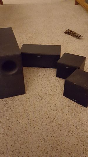 Surround sound speakers -Bose and Sony for Sale in Tualatin, OR