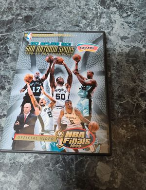 BRAND NEW 1998/1999 DVD for Sale in San Antonio, TX